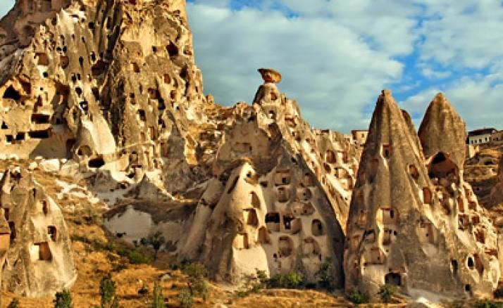 Cappadocia Day Trip from Istanbul by Plane