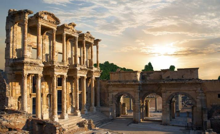 2 Days Tour From Istanbul to Ephesus and Pamukkale