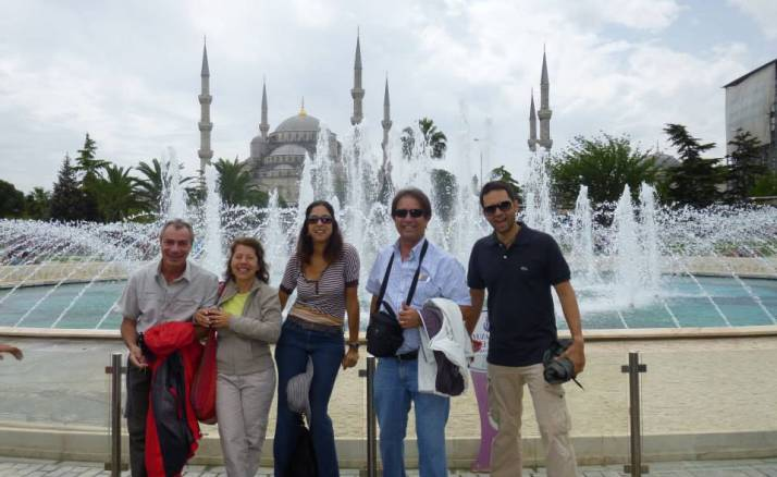 8 Days Highlights of Turkey Tour Package