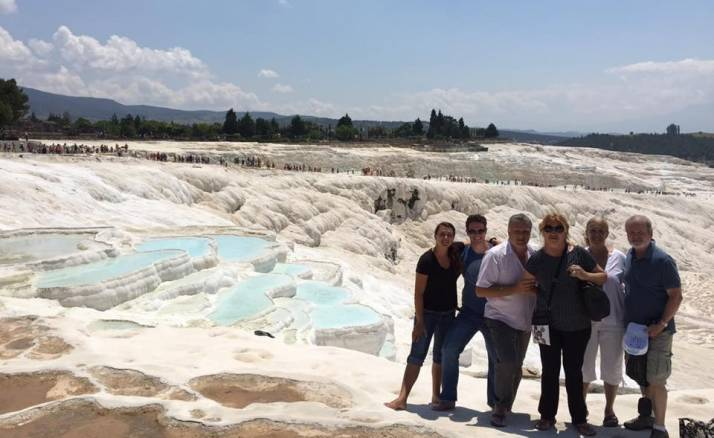 Pamukkale Hierapolis Guided Tour