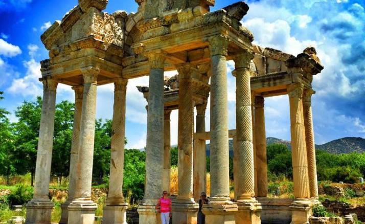 Private Aphrodisias Tour From Pamukkale