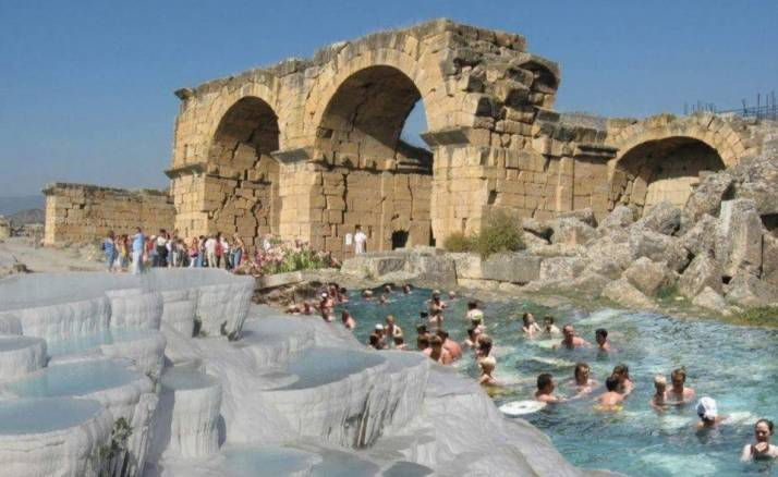 3 Day Tour From Istanbul to Cappadocia & Pamukkale