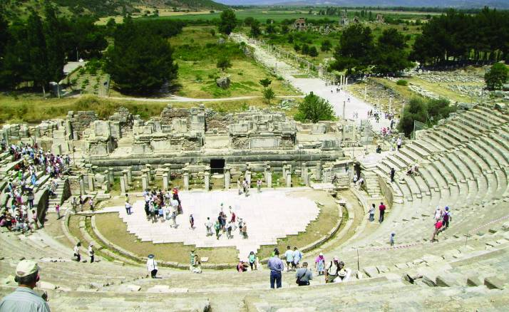 Ephesus Tour from Pamukkale