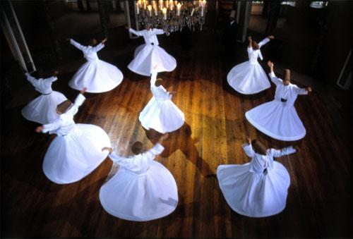 933702 Whirling Dervishes Istanbul