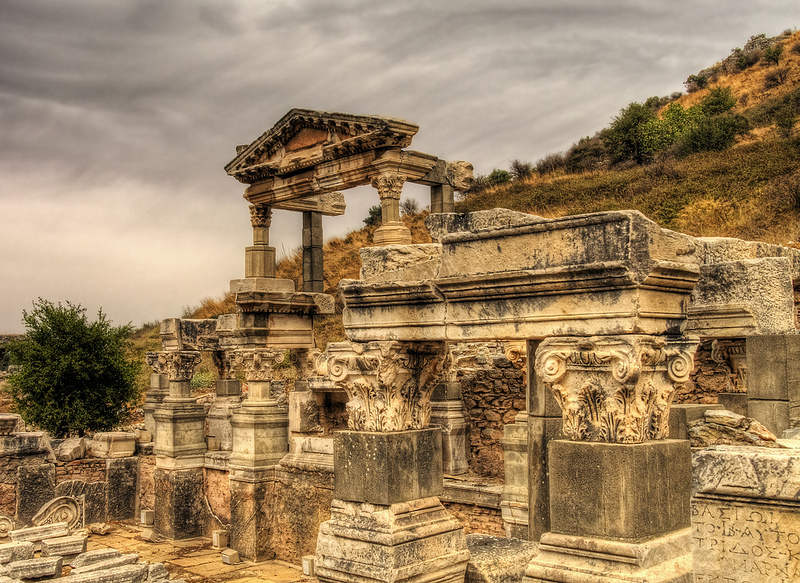 Ephesus Ruins Turkey Tour Frorm Selcuk Tours4Turkey