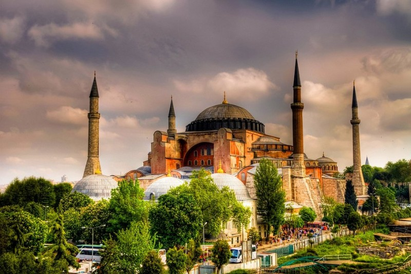 Hagia Sophia Tours4Turkey Istanbul Day Tour