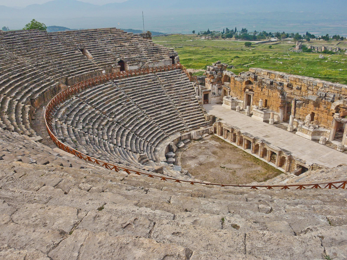 Ancient Theatre Pamukkale