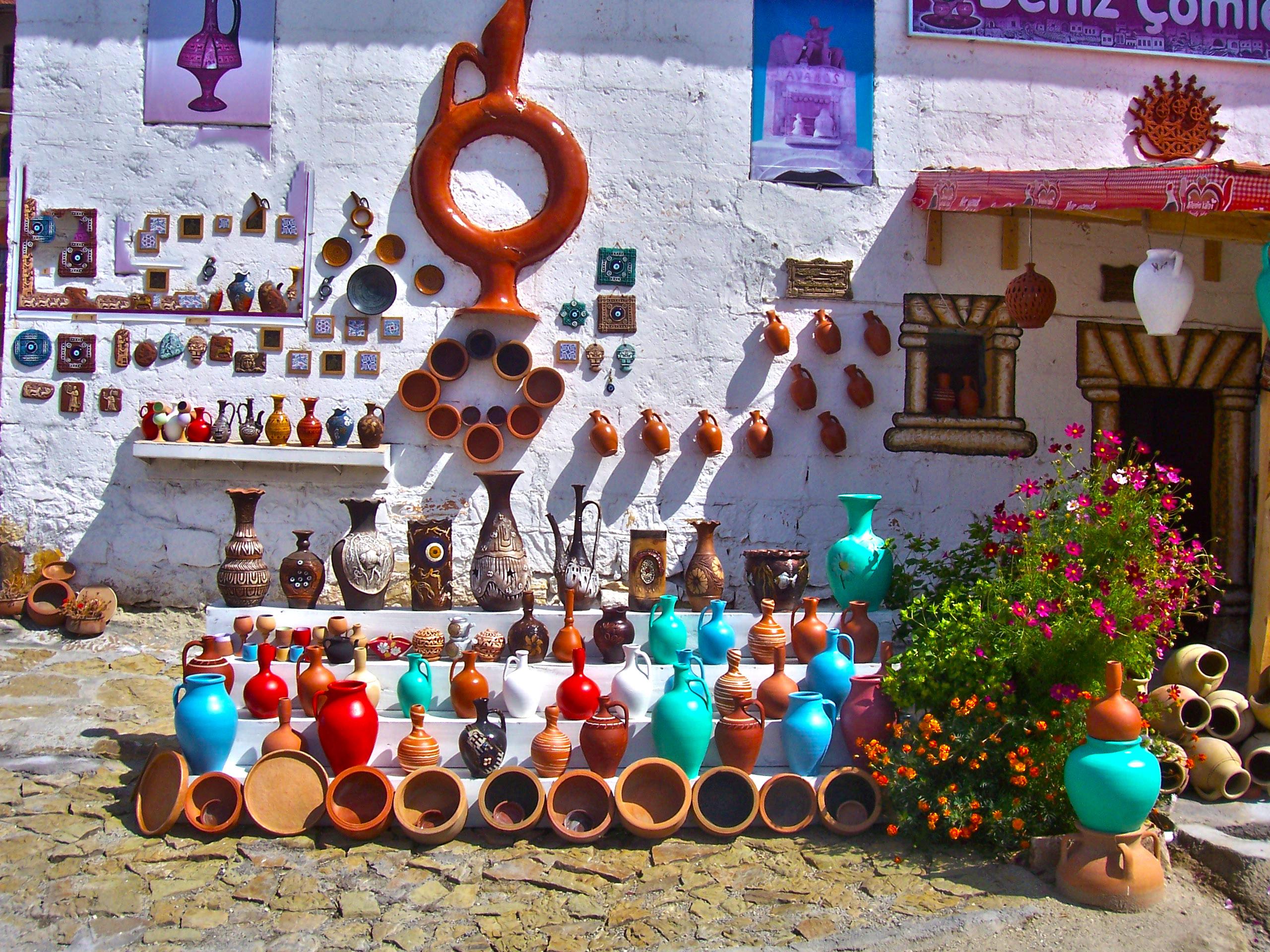 Avanos Pottery Tours