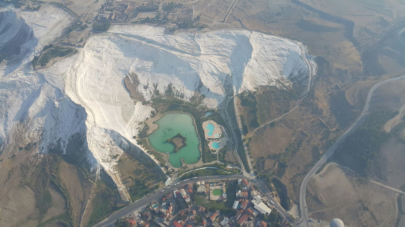 Balloon Flights In Pamukkale
