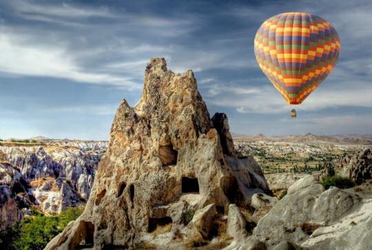 Cappadociaballoon