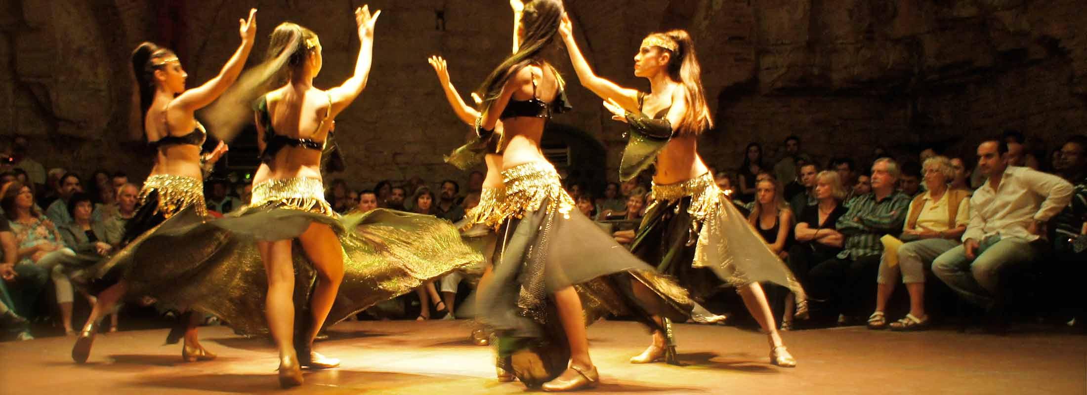 Istanbul Turkish Dance Show Modern Folklore