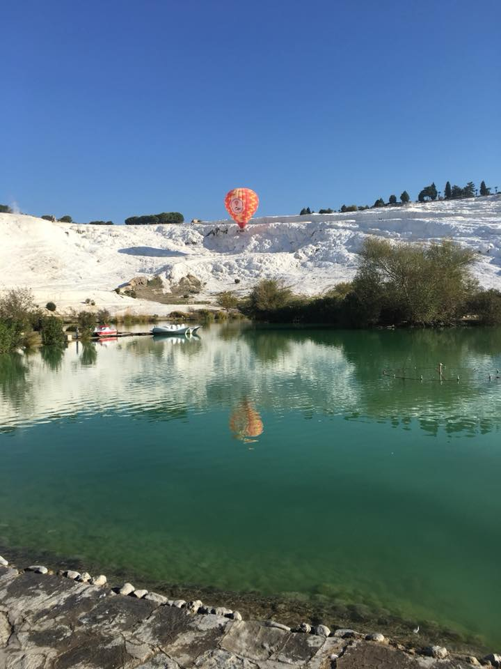 Pamukkale Hot Air Balloons Flights