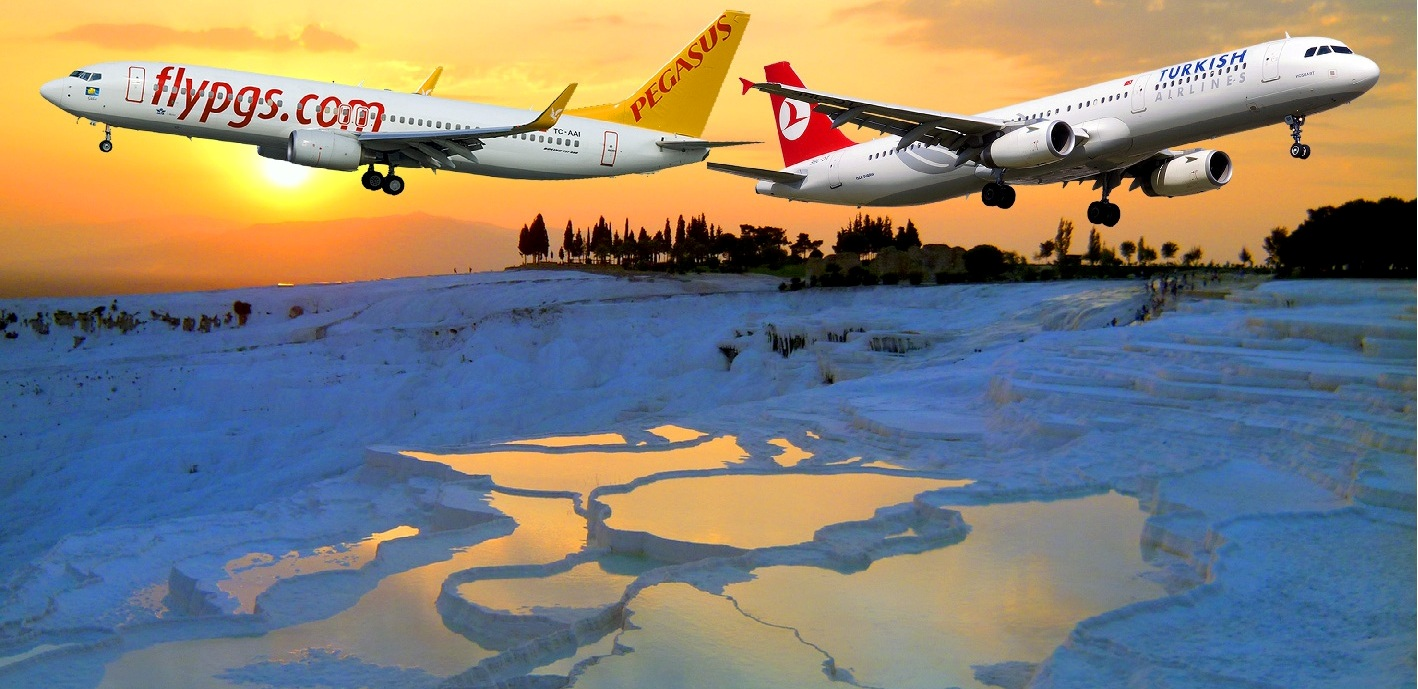 Pamukkale Tour From Denizli Airport