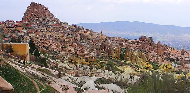 Piegon Valley Tours In Cappadocia