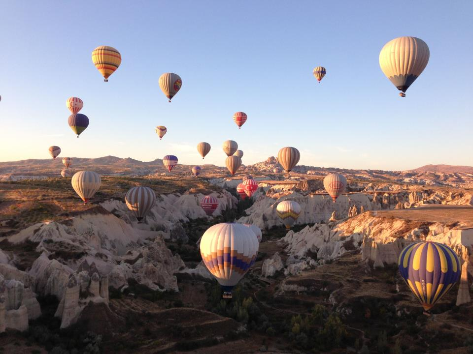 Sunrise Balloon Trips In Cappadocia