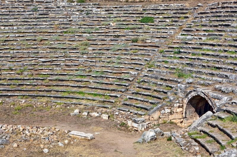 Aphrodisias Stadium – Small