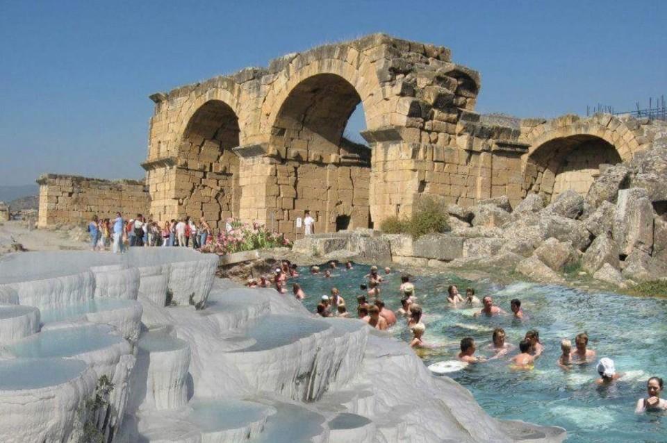 Cappadocia And Pamukkale Tour
