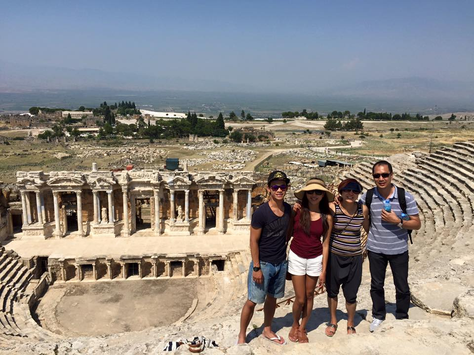 Pamukkale Day Tour From Istanbul