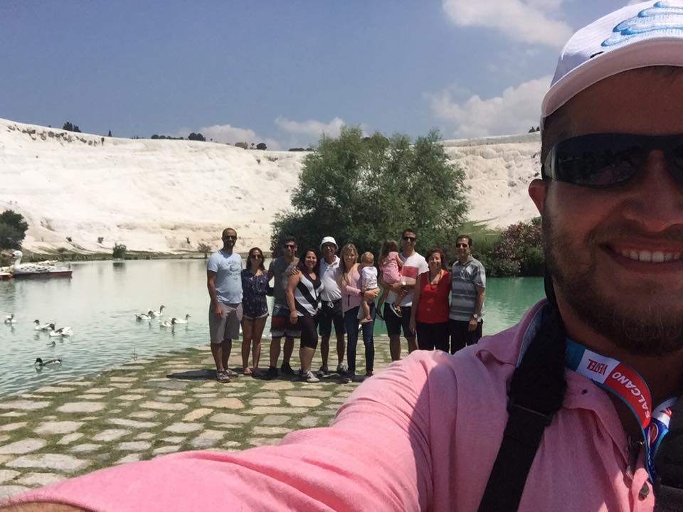 Pamukkale Trip From Istanbul