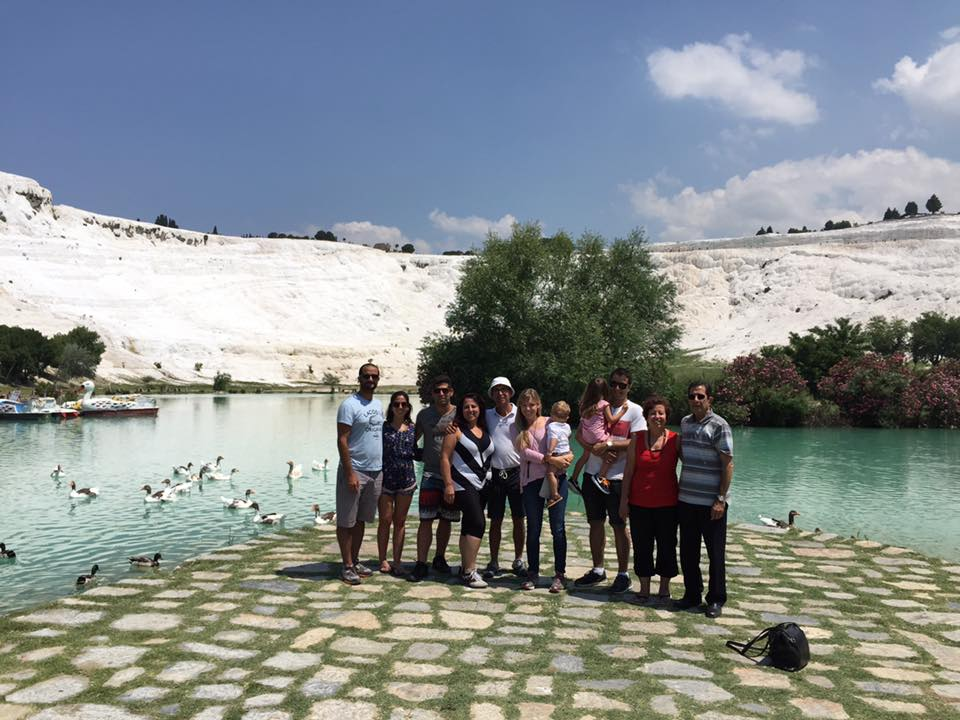 Tours To Pamukkale From Istanbul