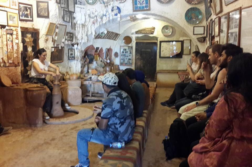 Cappadocia Pottery Tour