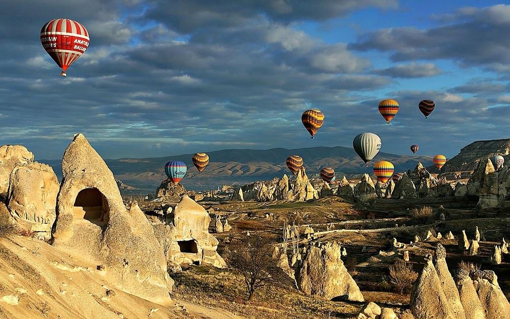 Hot Air Balloons Cappadocia2