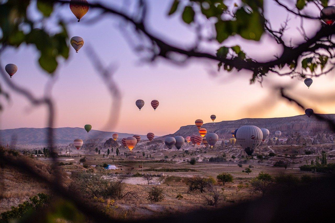 Hot Air Balloons 4561274 1280